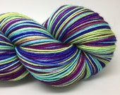Self striping sock yarn- New Boot Goofin