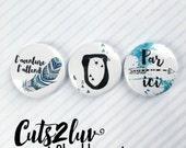 3 badges 1
