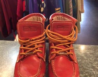 Work Boots Patch Finder Women