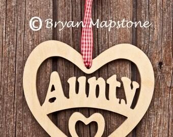 Aunty heart