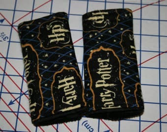 Harry Potter Car Seat Strap Covers ~Reversible~