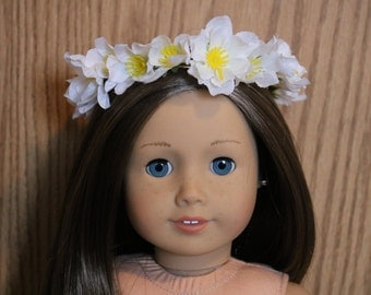 American Girl Doll Flower Crown