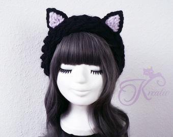 Catear-hat (black)