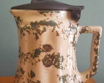 Vintage Bendigo Pottery Vulcan Electric Jug Kettle