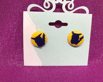 Pika earrings