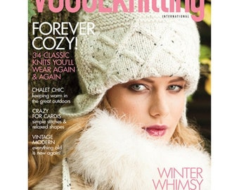Vogue Knitting Winter 2010/2011