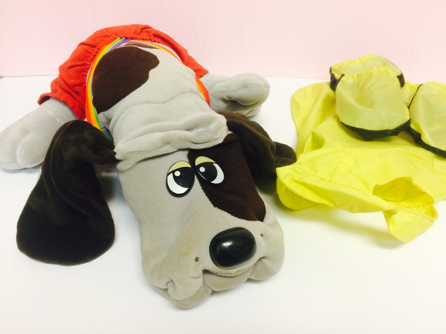 Vintage Pound Puppy Tonka Pound Puppies Clothes 1980s Toys