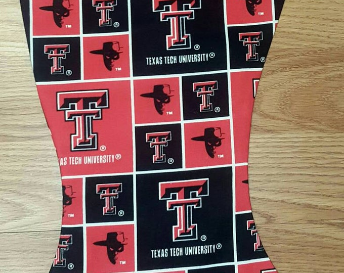Texas Tech University Christmas Stocking