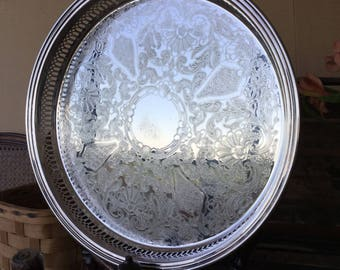 """Big and beautiful vintage Sheffield Silver Co, #373, 15"""" X 1 3/4"""""""