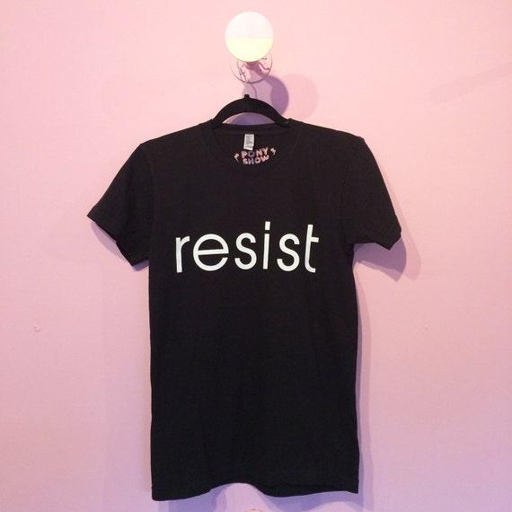Resist Unisex Tee