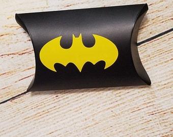 Batman favor box | Etsy