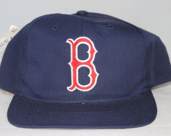Vintage Deadstock Boston Red Sox MLB Snapback Hat