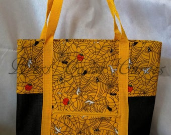 Halloween Market Bag