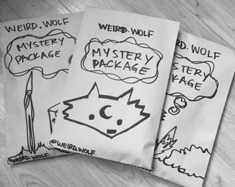 Mystery Art Grab Bags