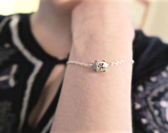 Simple Buddha Bracelet