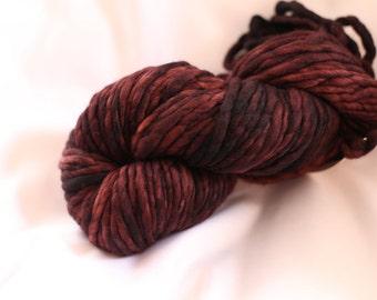 Malabrigo Rasta Yarn - Belgian Chocolate - Merino Wool