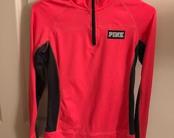 PRICE DROP PINK Zip Up Jacket