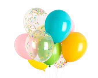 Happy Classic Balloon Pack