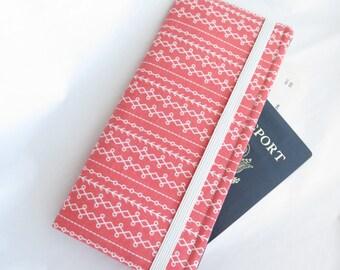 Travel wallet, passport holder, travel organizer, plane tickets, passport wallet, destination wedding