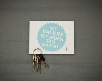 Key board - valium