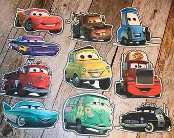 Disney Cars Toppers