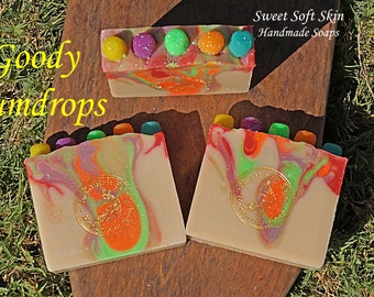 Goody Gumdrops Soap Bars