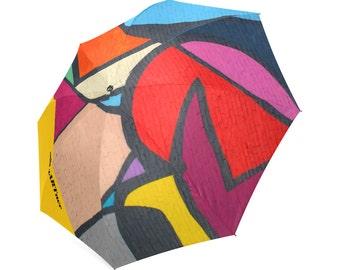 Pop Art Moderne umbrella