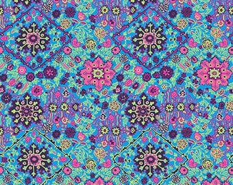 Pre-order: Inner Vision in Marie by Amy Butler from the Soul Mate collection for Free Spirit #CPAB002.8Mari by 1/2 yard