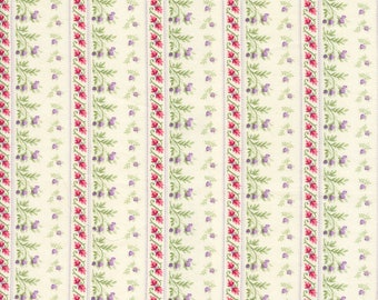 Fabric Freedom 'Reduced Price' F896-3 English Teatime Patchwork Quilting