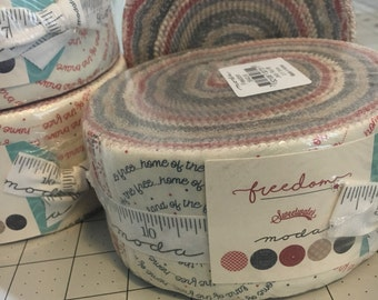 Freedom jelly roll