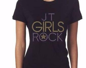 JT Girls Rock Tee -