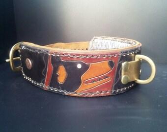 Doberman collar
