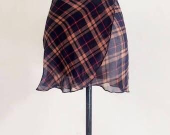 Little Preppy Ballet Skirt