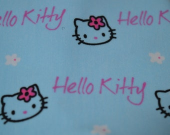 Hello Kitties Blue Head/neck gaiter