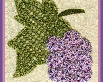 NL 02 - Pattern Download | Digital Download | PDF Embroidery Pattern Download | Digital Download