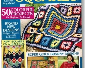 Lot of 2 Crochet Magizines