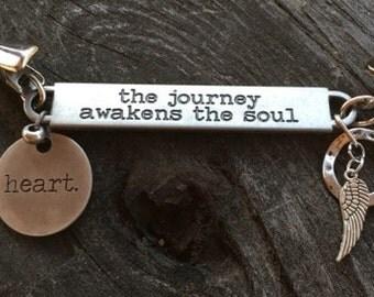 The Journey Cardigan Clip/Shawl Gem