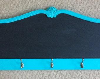 Mudroom Chalkboard Hooks Extra Large Farmhouse Beach Playroom