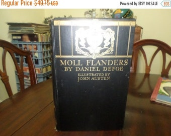 a literary analysis of the classic novel moll flanders by daniel defoe Moll flanders daniel defoe share home character analysis moll's mother moll flanders the throughout the novel we see moll's dual nature — a penitent.
