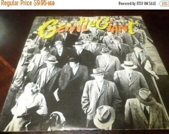 Save 30% Today Vintage 1980 Vinyl LP Record Gentle Giant Civilian Very Good Condition 1852