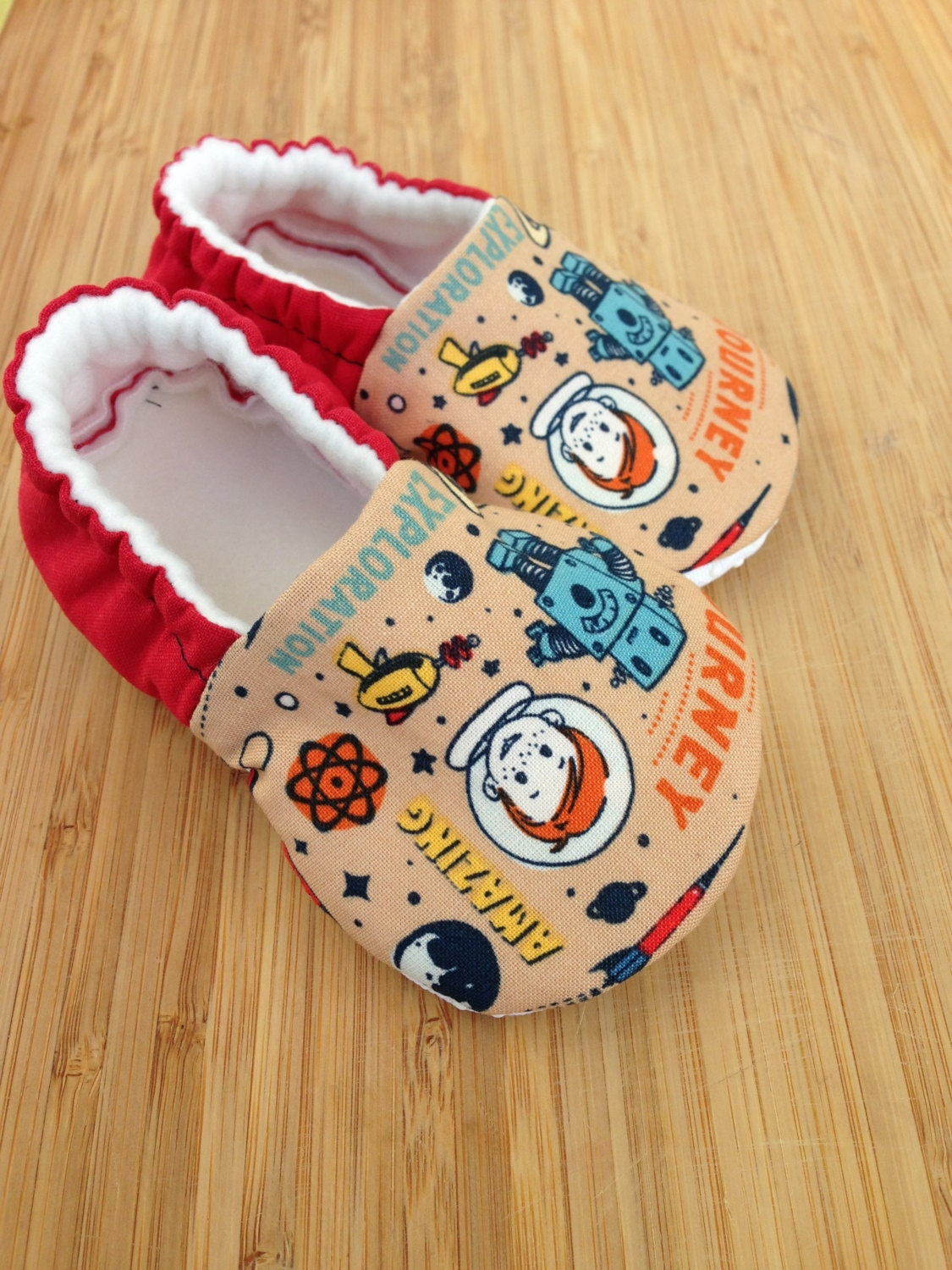 Organic baby shoes Science baby clothes vegan baby clothes
