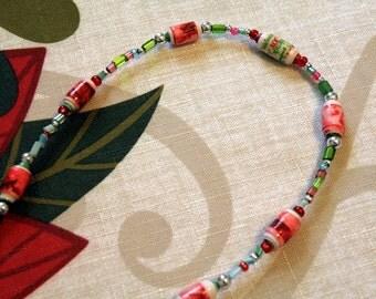 Christmas Joy Necklace