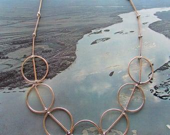 Linked Horizon Necklace