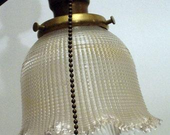 Industrial Steam Punk Swivel Table Lamp