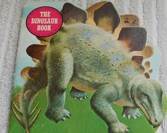 A Golden Shape Book The Dinosaur Book