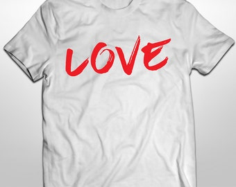 Love Shirt, Valentines Iron On, Love Iron On Transfer, Custom Digital, Heat Press, Iron On, Digital Image, Fabric Transfer, Printable