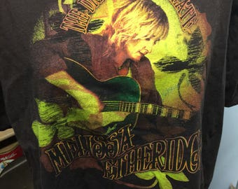 Melissa Etheridge Tshirt 2x Extra Large The Dreams We Create Tshirt