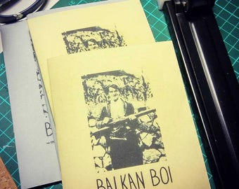 Balkan Boi zine