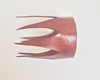Pocahontas Leather Arm Band