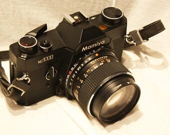 Mamiya NC1000 35 mm SLR Camera